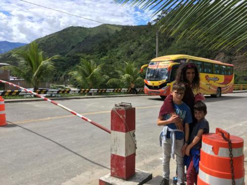Frontière Peru Ecuador