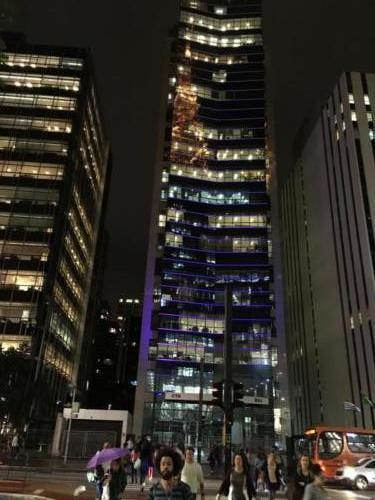 Gratte ciel Avenue Paulista