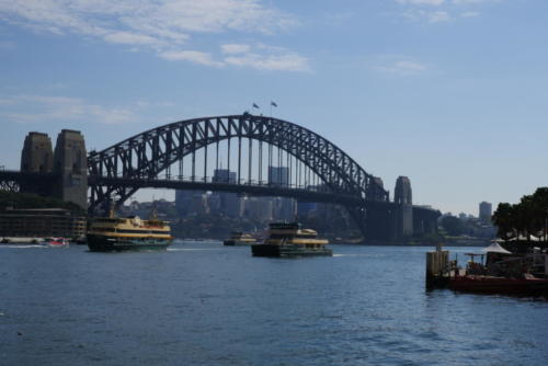 Harbour Bridge Sydney (2)