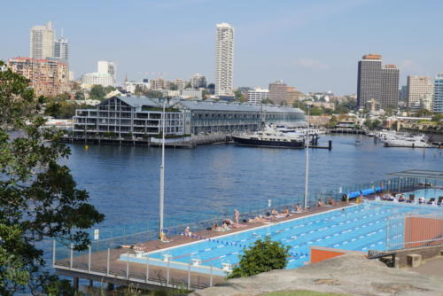Harbour Swimmingpool