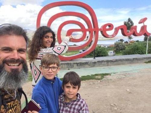 Hasta luego Peru