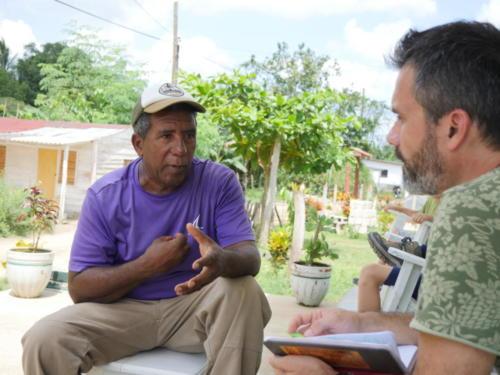 Interview de Miguel VELIZ Permacultor Vinales