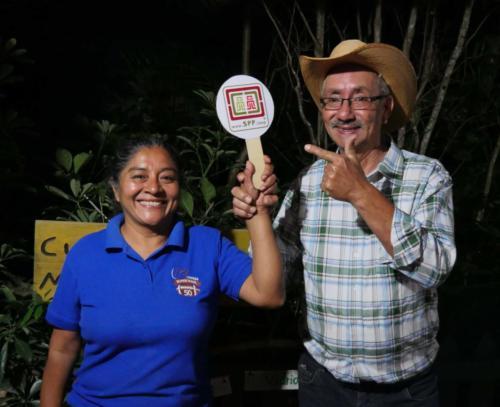 Joselina & Mario, producteurs café COMSA SPP