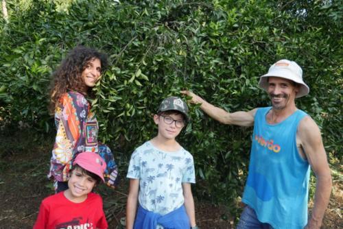 Juao et la perma family
