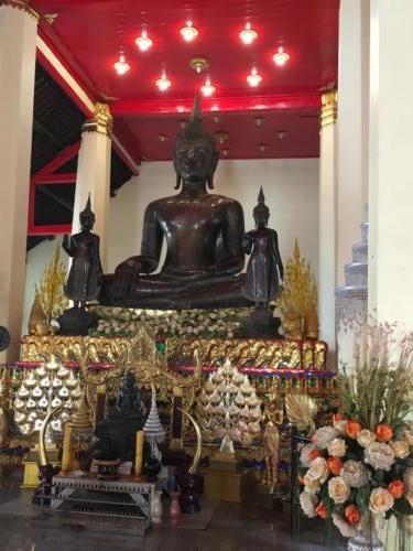 L'école des moines, Vientiane (1)