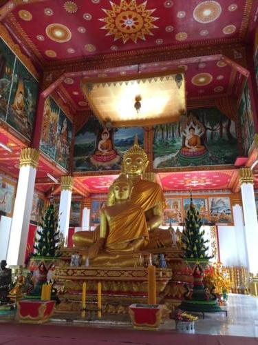 L'école des moines, Vientiane (3)
