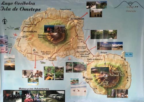 L'ile Ometepe