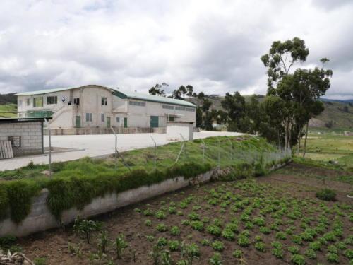 L'usine quinoa Coprobich