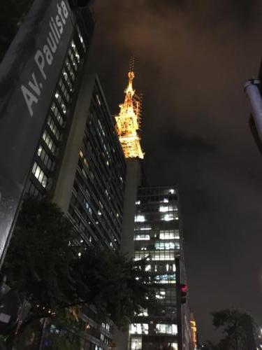 La Tour Eiffel de Sao Paulo Avenue Paulista