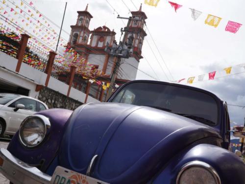 Le dernier modèle mexicain, San Cristobal de las Casas