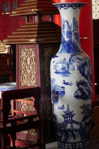 Le fameux vase chinois