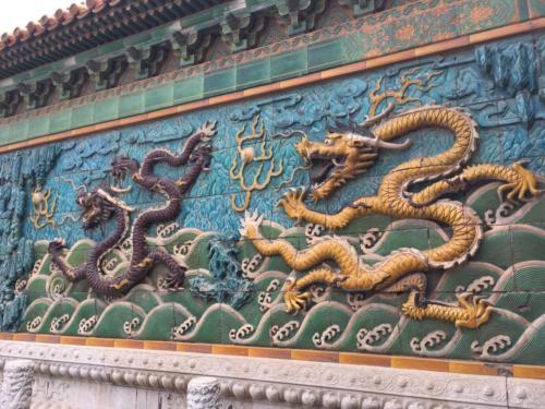Les 9 dragons