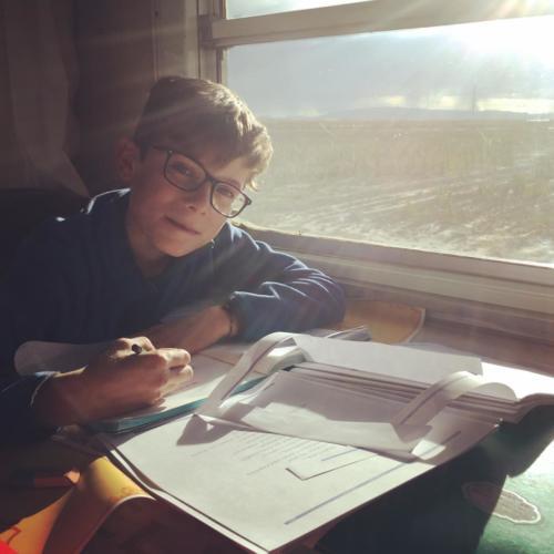 Les devoirs de Louis