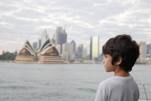 Lever Soleil Opéra Sydney (3)