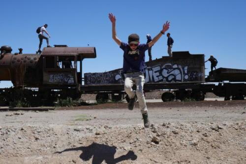 Louis jump