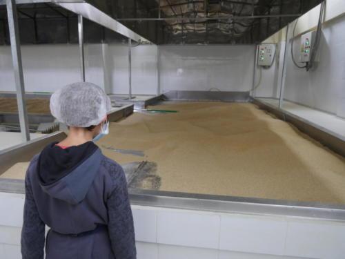 Louis usine quinoa Coprobich
