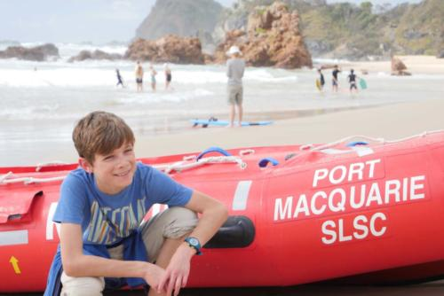 Loulou Surf Rescue