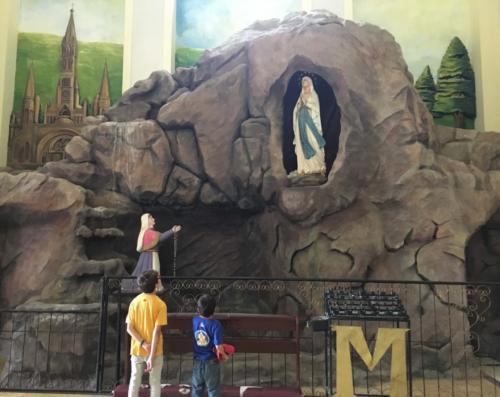 Lourdes à Granada