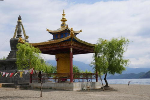 Lugu lake Temple
