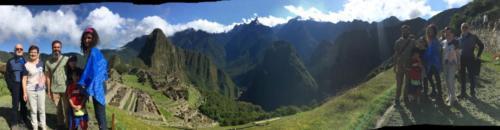 Machu Picchu après la coca !