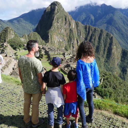 Machu Picchu de derrière