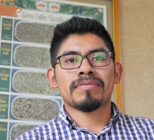 Manuel, dégustateur de café, Majomut
