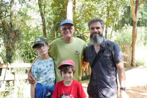Martin et la Perma Family