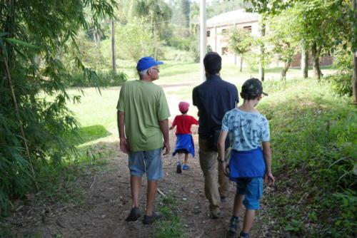 Martin et la Perma Family (2)