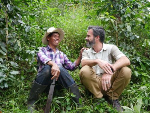 Martin y Stéphane Guatemala