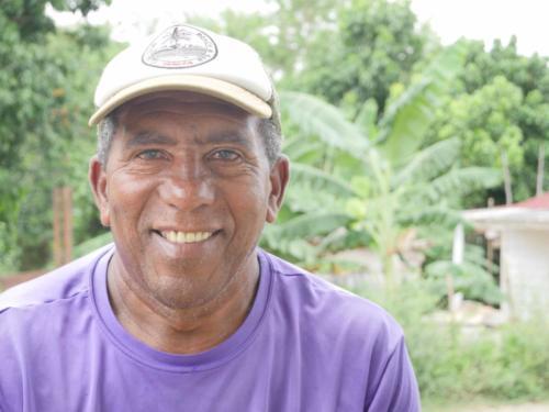 Miguel VELIZ le permacultor, Vinales