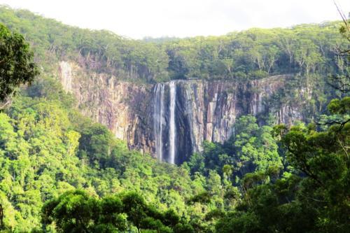Minyon Falls vue d'en bas