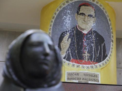 Msr Romero martyr El Salvador