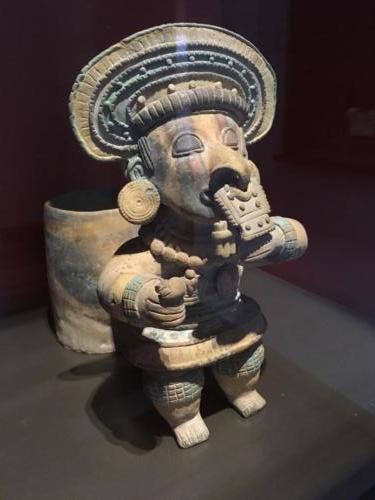 Musée précolombien Casa del Alabado