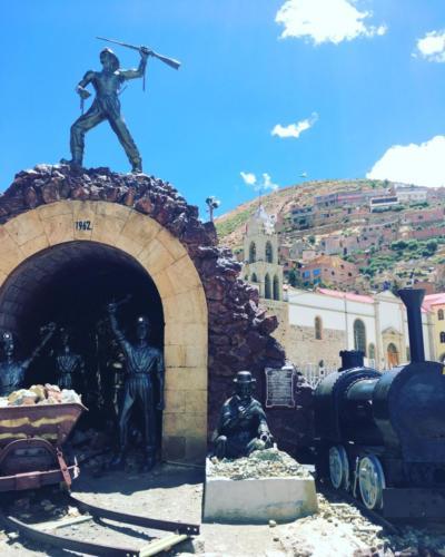 Oruro et les mines d'argent