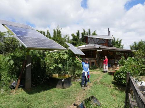 Panneaux solaires Clara