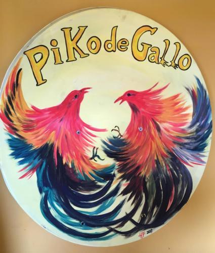 Piko de Gallo Granda