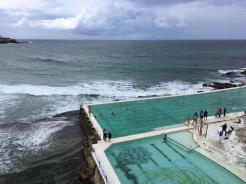 Piscine eau de mer Bondi Beach