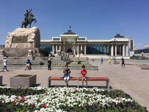 Place Gengis Khan (2)
