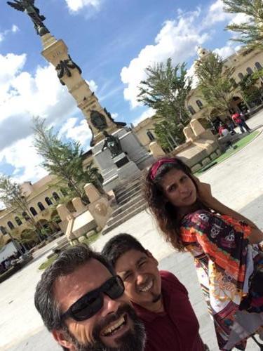 Place de l'indépendance San Salvador