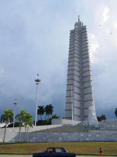 Place de la révolution, La Habana