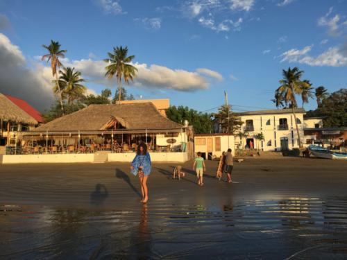 Plage San Juan del Sur