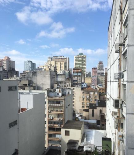 Porto Alegre Centre Quartier polpulaire