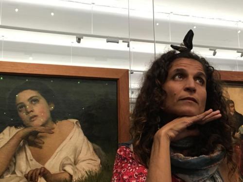 Pose au Musée d'Art de Sao Paulo (2)