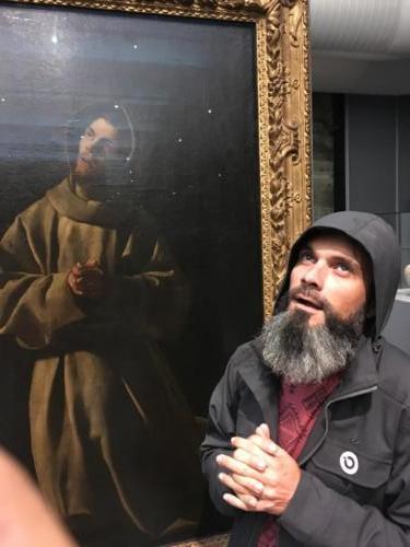 Pose au Musée d'Art de Sao Paulo (3)