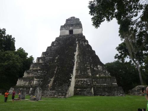 Pyramide, Tikal