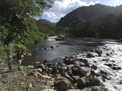 Rivière Cano Negro