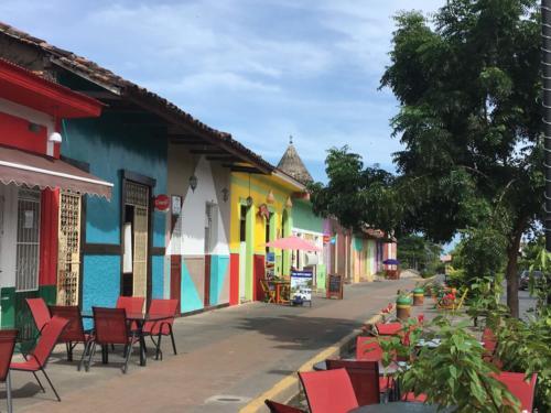 Rue principale Granada