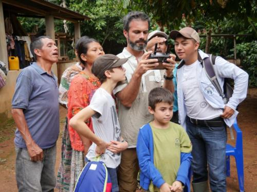 Séance drone Guatemala