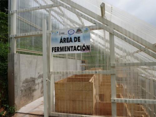 Serre de fermentation du cacao, Apodip