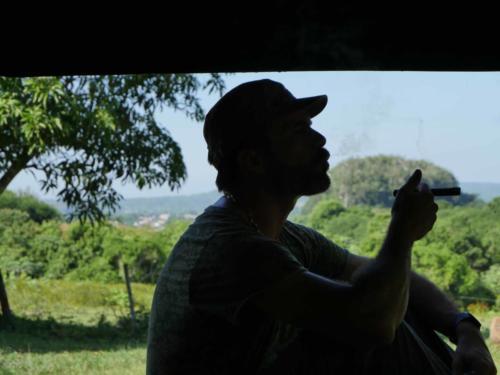 Stéphane y le cigare, Vinales